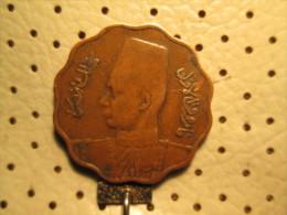 EGYPT 10 MILLIEMES 1938 # 3 - Egypt
