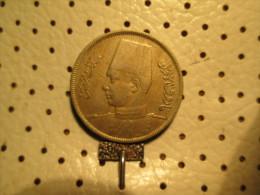 EGYPT 5 MILLIEMEs 1938 # 3 - Egypt