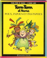 Tom-Tom Et Nana 20 - Poux, Papous Et Pas Papous - Bücher, Zeitschriften, Comics