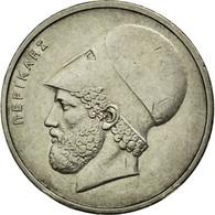 Monnaie, Grèce, 20 Drachmai, 1976, TTB+, Copper-nickel, KM:120 - Grèce
