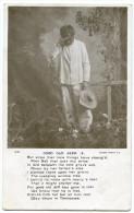 SONG CARD : GOOD OLD JEFF / POSTMARK - WISHAW, LANARKSHIRE - Fairy Tales, Popular Stories & Legends