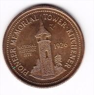 1987 Kitchener-Waterloo $2 Oktoberfest Token - Canada