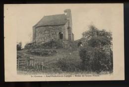 Saint Pantaleon De Lapleau Ruines De L Ancien Prieure - France