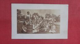 RPPC  To ID  Group Photo   =2144 - Postcards