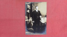 RPPC  To ID  Male       =2144 - Postcards