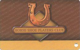 Wildhorse Casino Cripple Creek CO Slot Card - Visible Background Pattern  (Blank) - Casino Cards