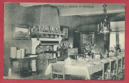 Genk - Hôtel Des Artistes - Eetkamer / Salle à Manger - 1907 ( Verso Zien ) - Genk