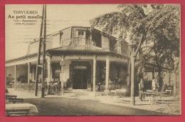 "Tervuren - "" Au Petit Moulin "" - Café-Restaurant  - 1935 ( Verso Zien ) - Tervuren"