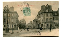 CPA  03  :  MOULINS   Place De Paris  1907   VOIR   DESCRIPTIF  §§§ - Moulins
