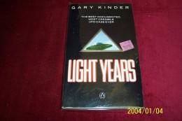 GARY KINDER  °  LIGHT YEARS - Books, Magazines, Comics