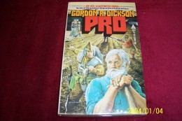 GORDON  R DICKSON  °  PRO - Books, Magazines, Comics