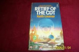 KEITH LAUMER  °  RETIEF OF THE CDT - Books, Magazines, Comics