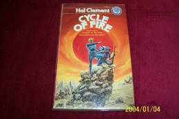 HAL CLEMENT  °  CYCLE OF FIRE - Books, Magazines, Comics