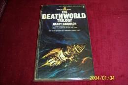 HARRY HARRISON  °  THE DEATHWORLD TRILOGY - Livres, BD, Revues