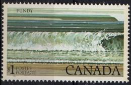 PIA - CANADA - 1979-81 : Parco Nazionale Di Fundy  - (Yv 689a) - 1952-.... Regno Di Elizabeth II