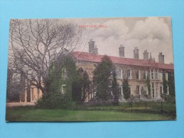 SCOTTOW HALL ( 2?78 ) Anno 1910 ( Zie Foto Voor Details ) !! - Angleterre