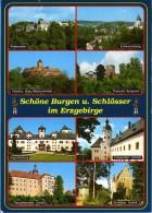Erzgebirge - Burgen Und Schlösser Im Erzgebirge - Allemagne