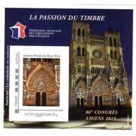 Bloc FFAP N°7 Passion Du Timbre 2013 - Unclassified