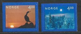 Norvège 1999 N°1288/1289  Neufs** Nouveau Millénaire - Unused Stamps