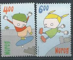 Norvège 1999 N°1282/1283 Neufs** Jeux D´enfants - Unused Stamps