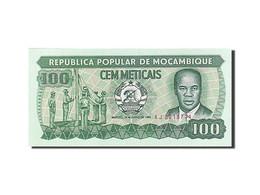 Mozambique, 100 Meticais, 1991-1993, KM:130a, 1983-06-16, NEUF - Mozambique