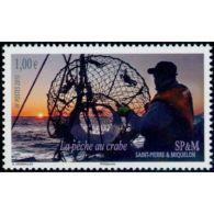 Timbre Saint-Pierre Et Miquelon N°973 - Non Classés