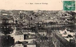 47 - AGEN -COTEAU DE L'ERMITAGE - Agen