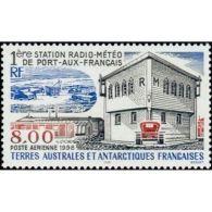 TAAF Poste Aérienne N°147 - Terres Australes Et Antarctiques Françaises (TAAF)