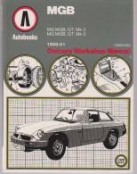 Autobooks  MGB - Sports