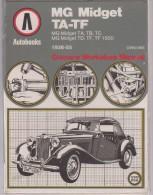 Autobooks  MG Midget  TA-TF - Sports