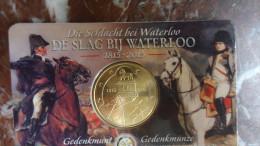 2,5 Euro Belgique BU 2015 - Bicentenaire De Waterloo 1815-2015 - Belgique