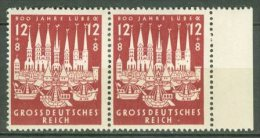 DEUTSCHES REICH 1943: Mi 862 / YT 781, * MH - KOSTENLOSER VERSAND AB 10 EURO - Germany