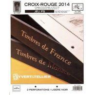 Jeu Yvert Et Tellier France Croix Rouge FS 2014 - Unclassified