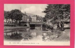 88 VOSGES SAINT-DIE, Les Bords De La Meurthe, 1918, (Lévy Fils & Cie, Paris) - Saint Die