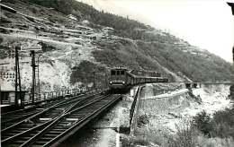 PHOTO VILAIN ? TRAIN 311215 - 73 SAVOIE ORELLE PREMONT Près MODANE 1964 2CC2 3401 - Locomotive Gare Chemin De Fer - Altri Comuni