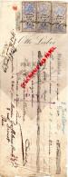 SUEDE - STOCKHOLM - TRAITE OTTO LEIBER - A BURGAUD GUITTARD A MAUZE - DEUX SEVRES- 1878- GUILLOTEAUX PARIS - Factures & Documents Commerciaux