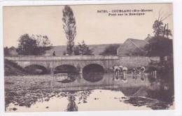 Coublanc - Pont Sur La Resaigne - Chateauvillain