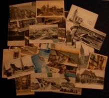 Lot De 70 CPA Et CPSM Petit Format  Du Département De La SEINE MARITIME (76) - Cartes Postales