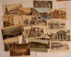 Lot De 25 CPA Et CPSM De La Ville De HONFLEUR, Département Du Calvados(14) - 16984 - Cartes Postales