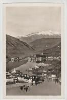CPSM PONTE TRESA (Suisse-Tessin) - Lago Di Lugano : Stretto Di Lavena E Ponte Tresa - TI Tessin