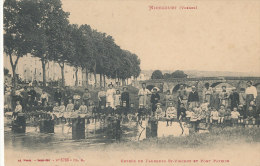 88 // MIRECOURT  Entrée Du Faubourg St Vincent Et Pont Patrice    AD Weick édit 8786 - Mirecourt