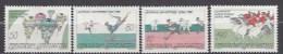 LIECHTENSTEIN - Yvert - 888/91** - Cote 7€ - - Ete 1988: Séoul