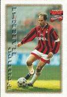 FRANCO BARESI - LE CARTOLINE DI FORZA MILAN - EDIZIONE 1997/98 - Calcio