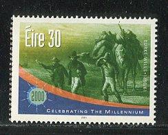 (cl.11 - P.23) Irlande **  N° 1308 (ref. Michel Au Dos) - Expédition Burke-Willis. Dromadaires - - 1949-... Republic Of Ireland