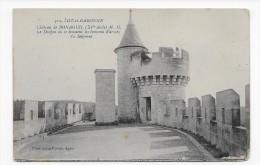 BONAGUIL - N° 310 - LE CHATEAU - CPA NON  VOYAGEE - France