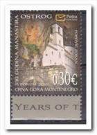 Montenegro 2015, Postfris MNH, Monastery Ostrog - Montenegro