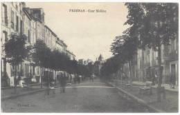 Pézenas - Cour Molière - Pezenas