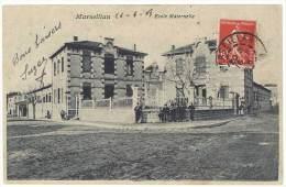 Marseillan - Ecole Maternelle - Marseillan