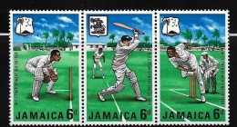 Jamaica Scott   268a Strip Of 3   Mint NH VF CV 1.95 - Jamaica (1962-...)