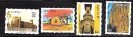 Malawi Scott   679-82 Tourism   Mint NH VF  CV  2.70 - Malawi (1964-...)